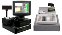 Cash Registers/POS Terminals - Desktop/Countertop
