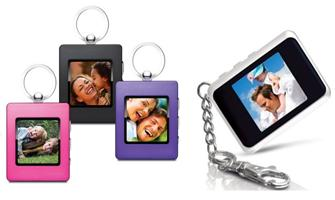 Digital Photo Keychains