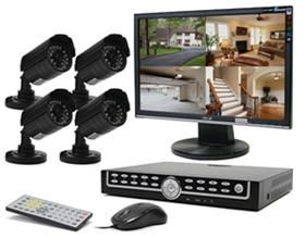 Analog & Digital Video Cameras for Home Security or Other Closed Circuit Home Use