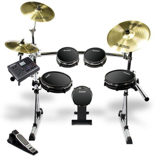 Electronic Drums, Cymbals or Percussion Instruments
