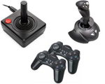 Video Game Controllers & Joysticks