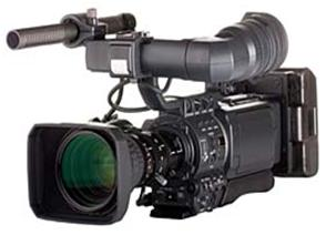 Commercial or Professional Video Cameras