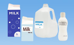 On May 19, 2014, collection and recycling of milk containers in BC was transferred from the existing voluntary recycling program, operated by Encorp Pacific (Canada) on behalf of the BC Dairy Council, to the program operated by Recycle BC.