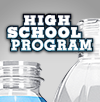 Win cash prizes for your school with Encorp's High School Recycling Program.  It's fun, easy and rewarding!